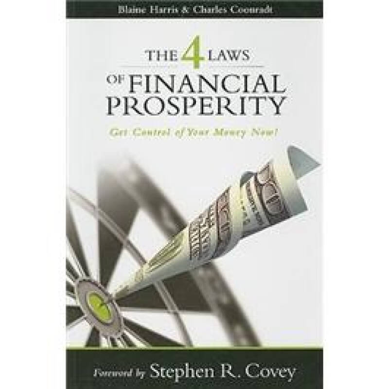 4 Laws Of Financial Prosperity