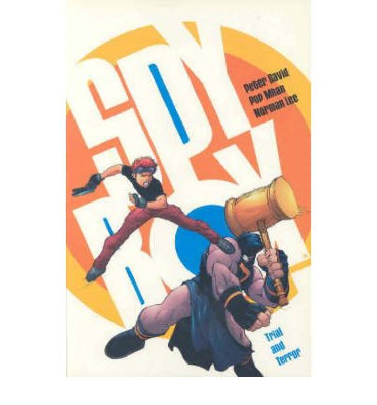 SpyBoy Volume 2: Trial and Terror
