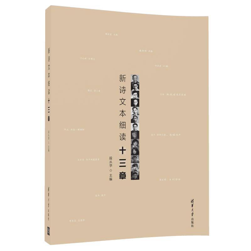 新诗文本细读十三章
