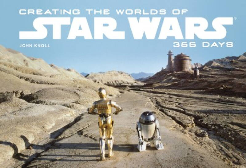 Creating the Worlds of Star Wars:365 Days