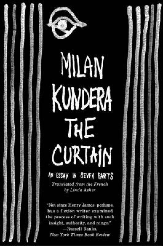 The Curtain: An Essay in Seven Parts[帷幕]