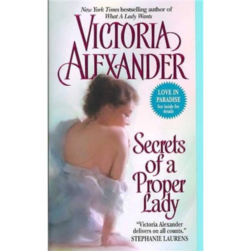 Secrets of a Proper Lady (Last Man Standing, Book 3)[女士的秘密]