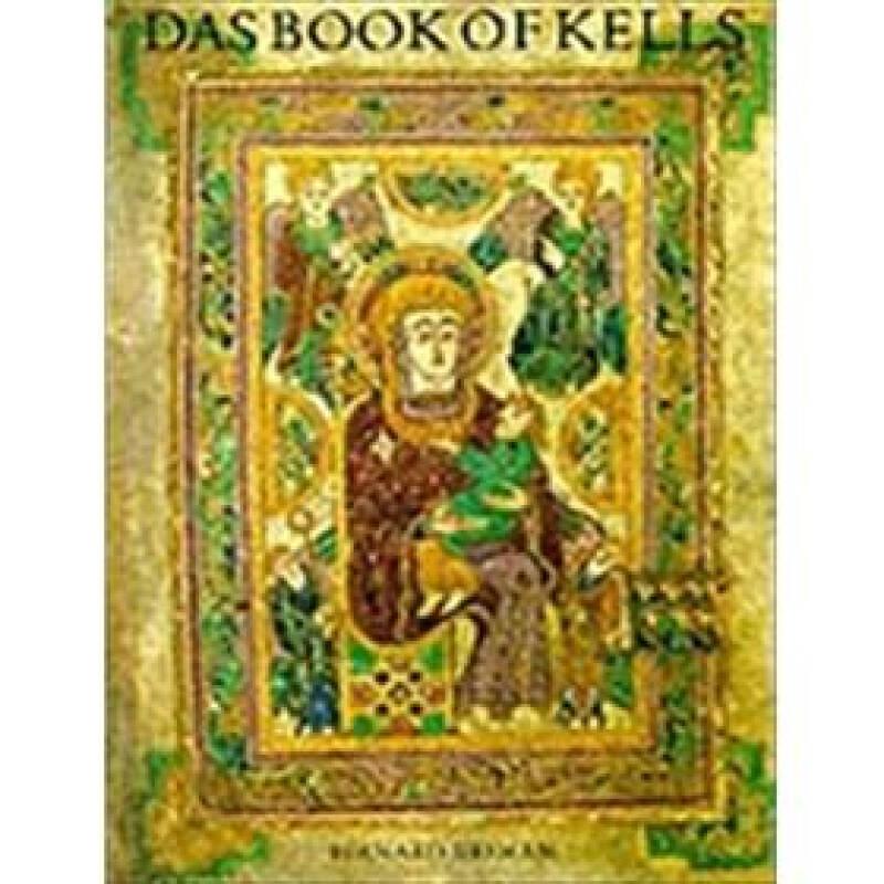 DAS BOOK OF KELLS:PB