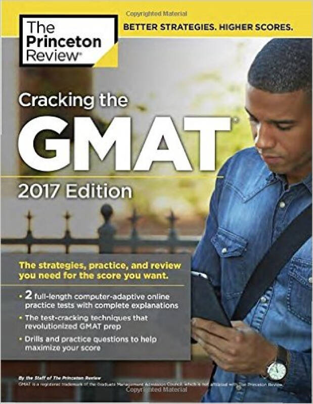 Cracking the GMAT with 2 Computer-Adaptive Pract