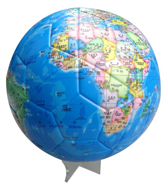 世界足球(规格5号球.尺寸:21.5CM)