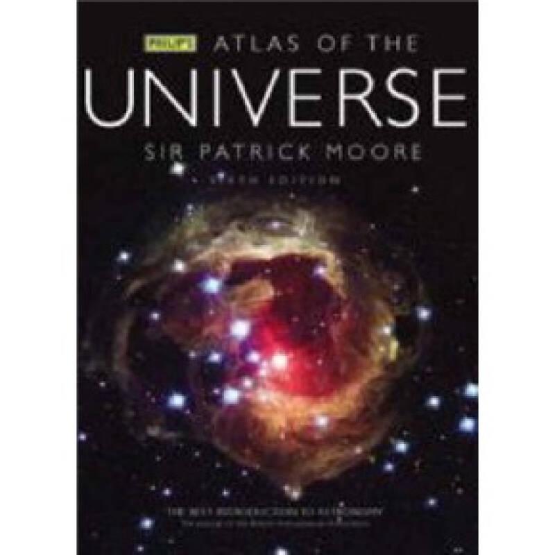 Philips Atlas of the Universe[菲利普地的世界地图集]