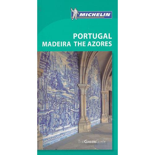 Michelin Green Guide Portugal Madeira