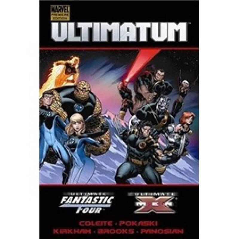 Ultimatum: X-Men / Fantastic Four