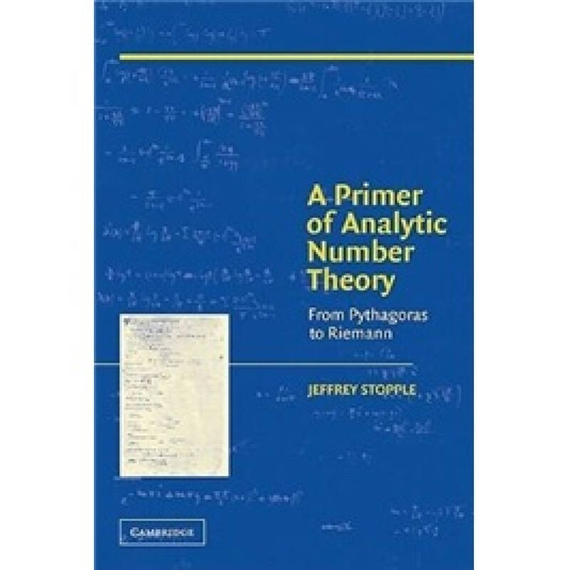 A Primer of Analytic Number Theory From Pythagoras to Riemann