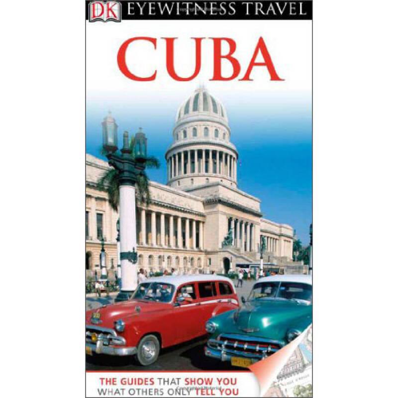 Cuba (DK Eyewitness Travel Guide)