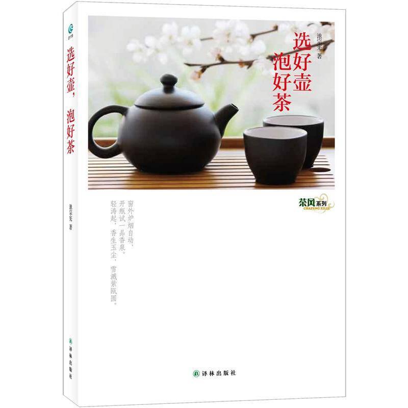 茶风系列:选好壶 泡好茶