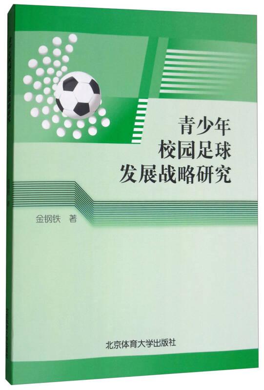 青少年校园足球发展战略研究