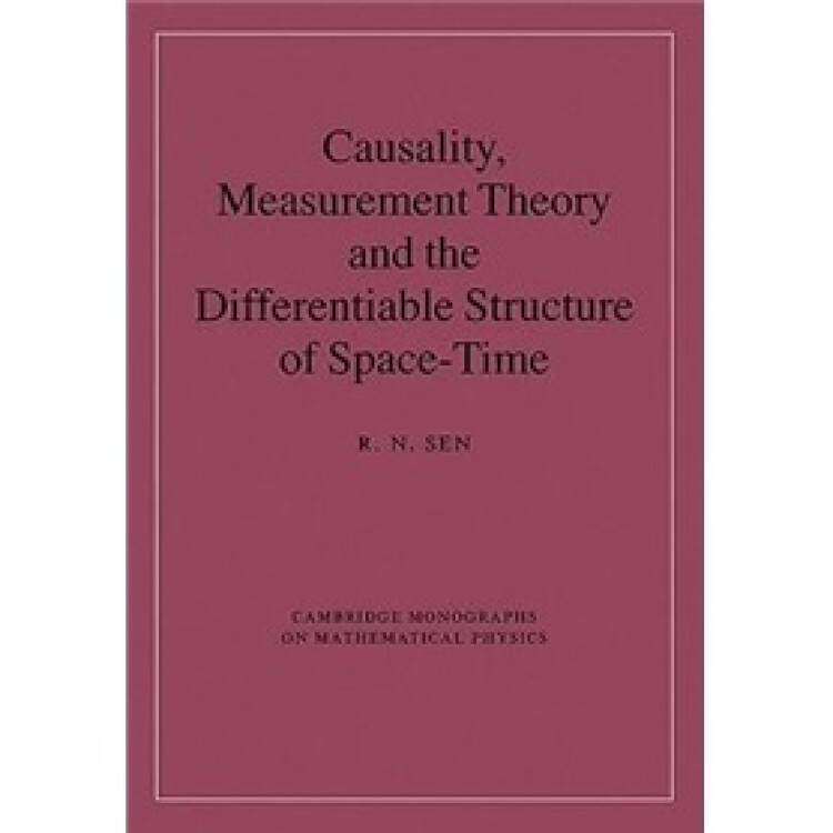 Causality,MeasurementTheoryandtheDifferentiableStructureofSpace-Time