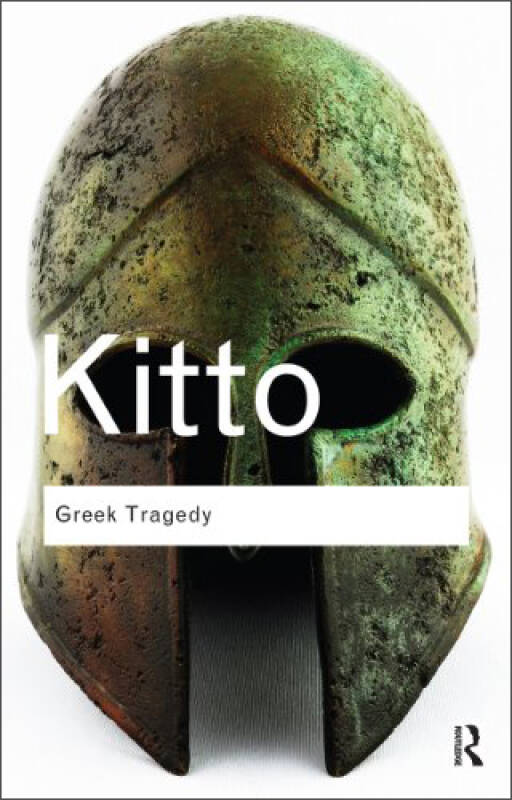 Greek Tragedy (Routledge Classics)[希腊悲剧]