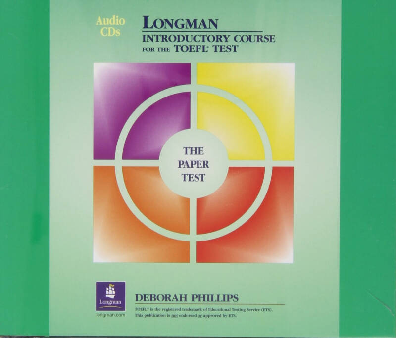 Longman Courses For Toefl Paper Test Introductory Audio Cds