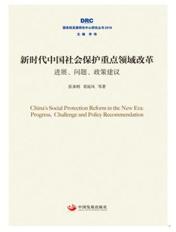 新时代中国社会保护重点领域改革:进展、问题、政策建议(国务院发展研究中心研究丛书2018)