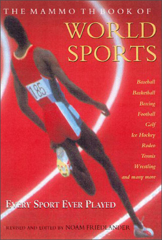 The Mammoth Book of World Sports