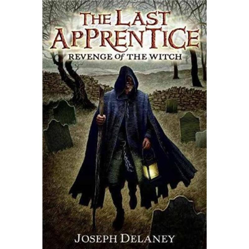 The Last Apprentice #1: Revenge of the Witch  最后的学徒1: 女巫的复仇