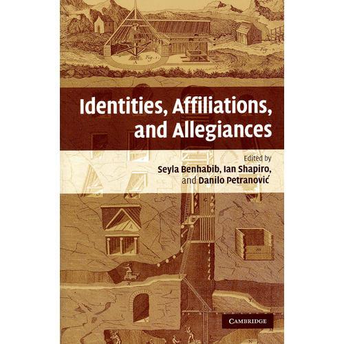 Identities, Affiliations, and Allegiances