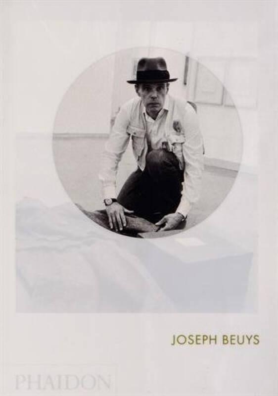 Joseph Beuys, (Phaidon Focus)约瑟夫·博伊斯(费顿Focus 系列)
