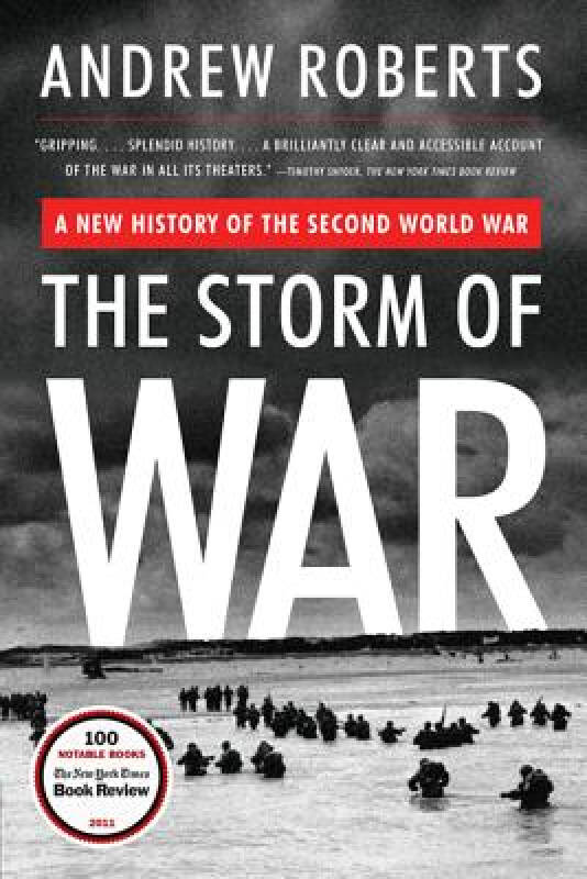 The Storm of War: A New History of the Second World War[战争风云:第二次世界大战新史]