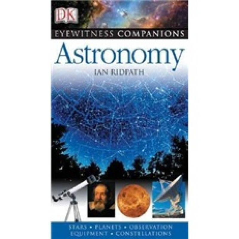 Eyewitness Companions Astronomy