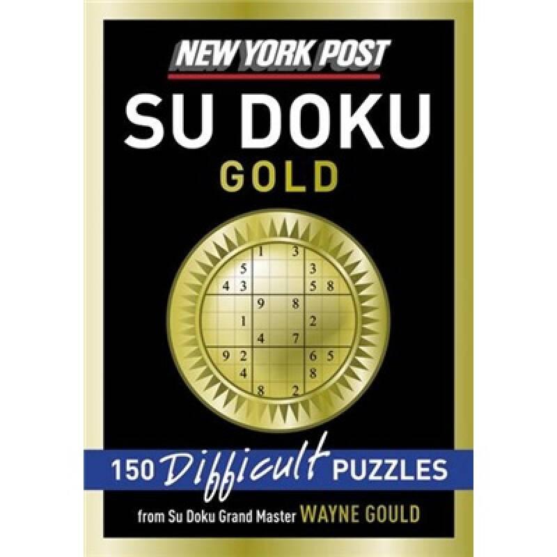New York Post Gold Su Doku