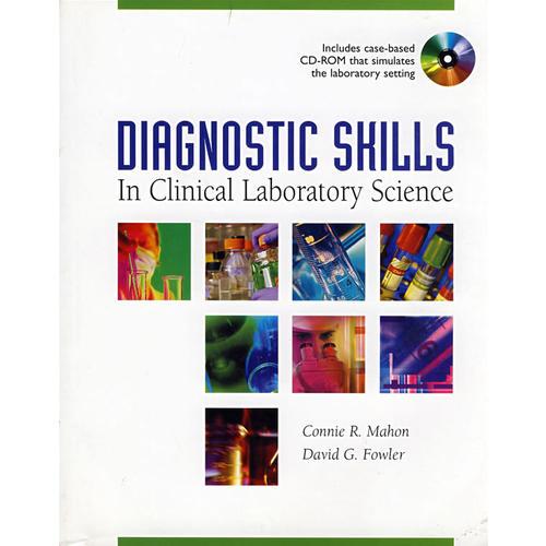 临床实验室诊断技巧 Diagnostic Skills in Clinical Laboratory Science+CD