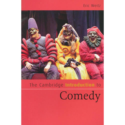 The Cambridge Introduction to Comedy