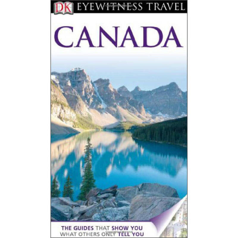 Canada (DK Eyewitness Travel Guide) (French Edition)