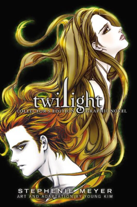 Twilight: The Graphic Novel Collectors Edition (The Twilight Saga)[暮光之城,漫画版]