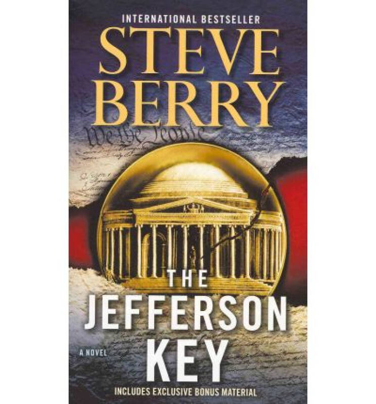 The Jefferson Key  A Novel