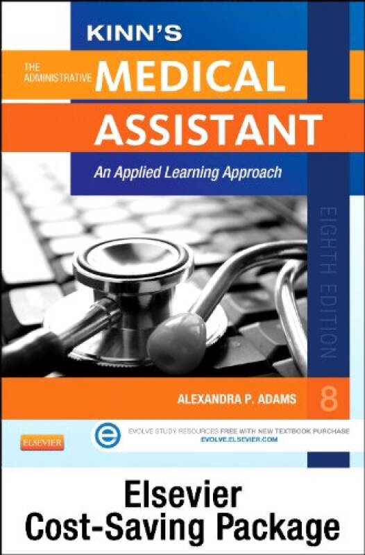 Kinns Administrative Medical Assistant: Text, Study Guide, Adaptive Learning Package with ICD-10..