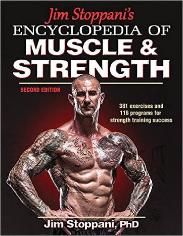Jim Stoppanis Encyclopedia of Muscle & Strength