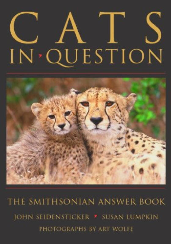 Cats in Question  The Smithsonian Answer Book