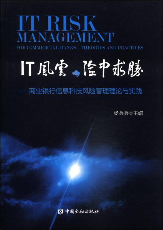 IT风云,险中求胜:商业银行信息科技风险管理理论与实践