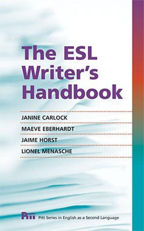 The ESL Writers Handbook