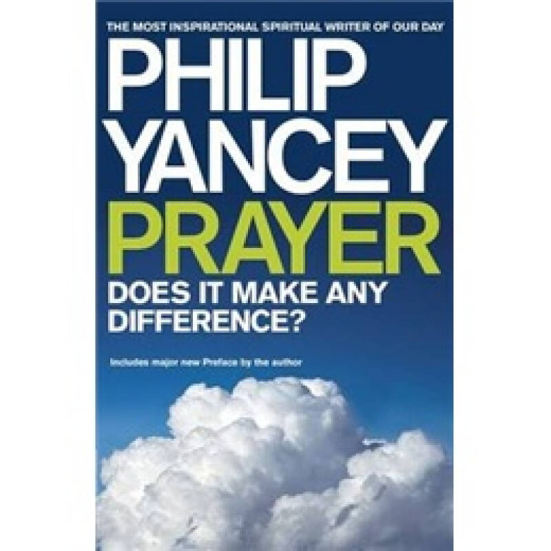 Prayer: Does it Make Any Difference?[祈祷有用吗]