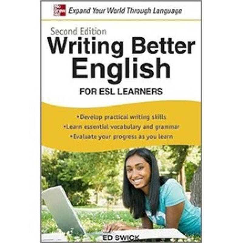 Writing Better English for ESL Learners