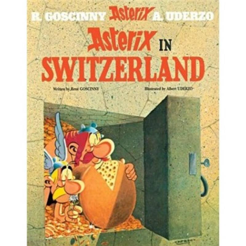 Asterix in Switzerland  高卢英雄在瑞士