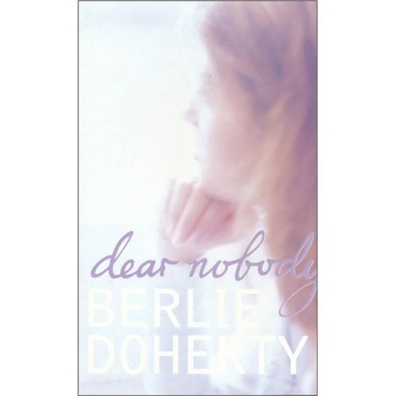Dear Nobody (Puffin Teenage Books)