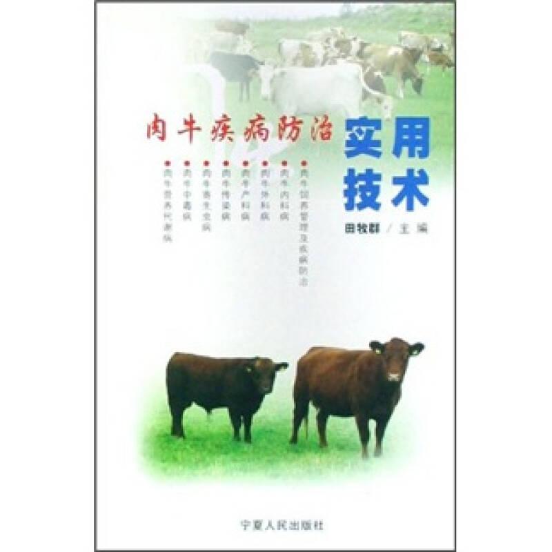 肉牛疾病防治实用技术