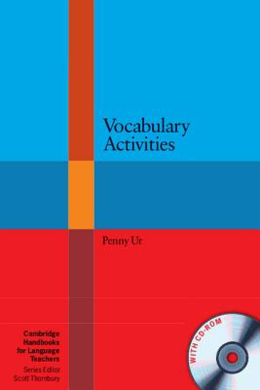 Vocabulary Activities [With CDROM]