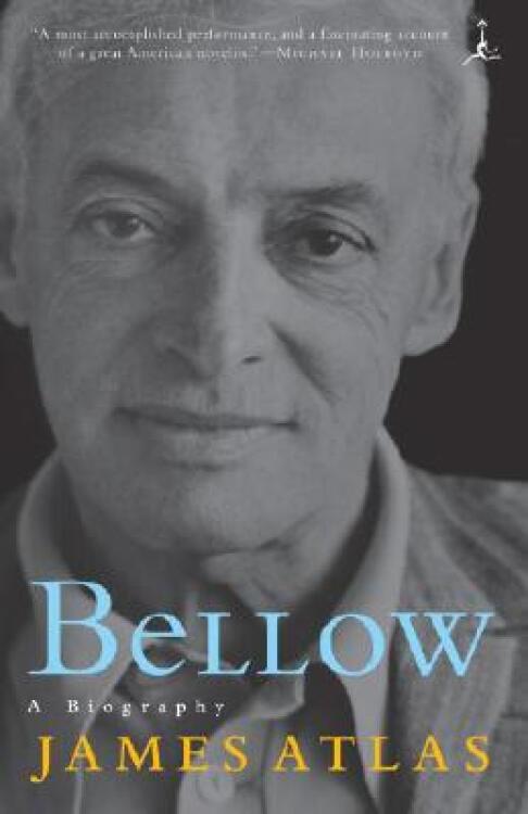 Bellow:ABiography
