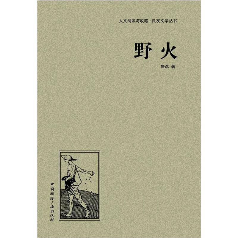 人文阅读与收藏·良友文学丛书:野火