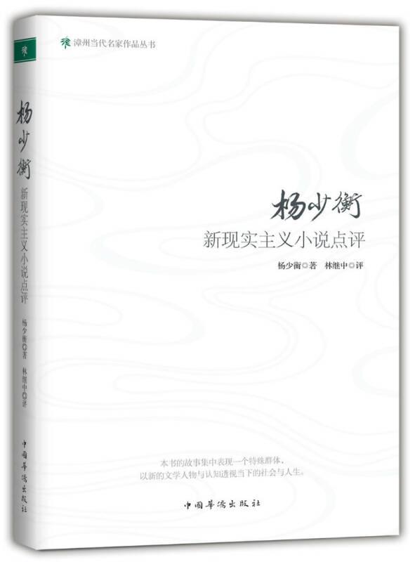 杨少衡新现实主义小说点评