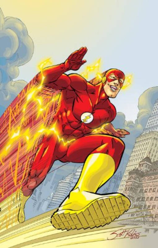 The Flash Omnibus by Geoff Johns Vol. 2