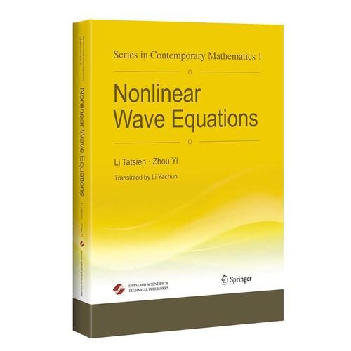 非线性波动方程=NONLINEAR WAVE EQUATIONS