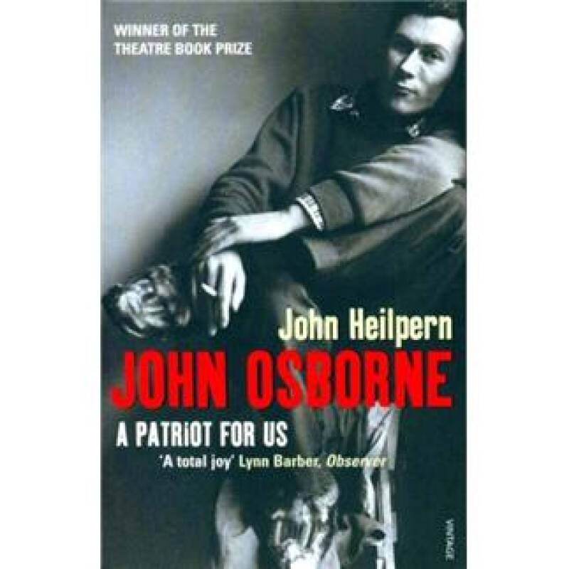 John Osborne: A Patriot for Us