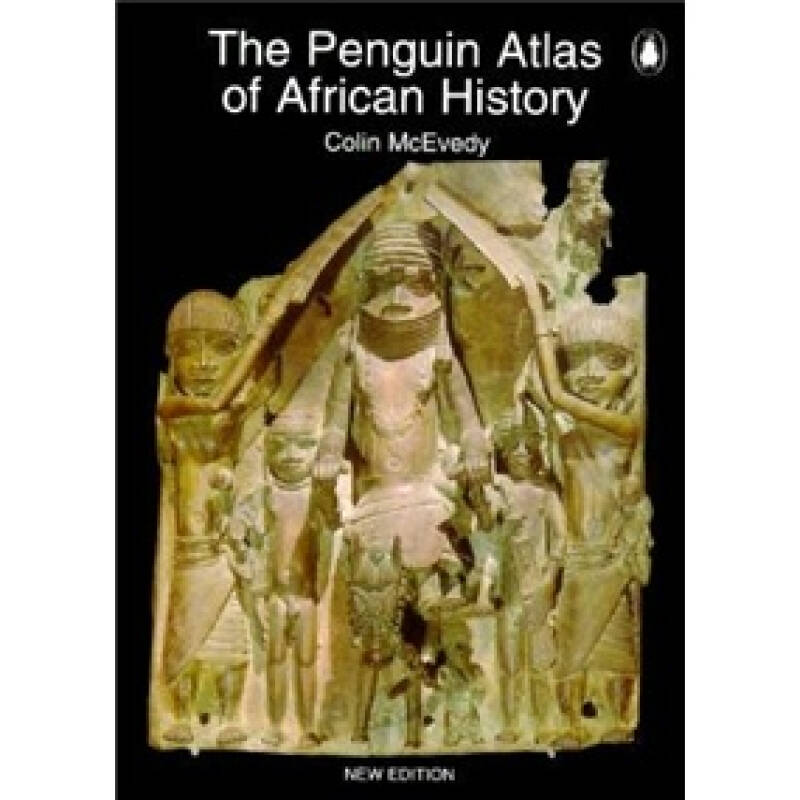 The Penguin Atlas of African History: Revised Edition